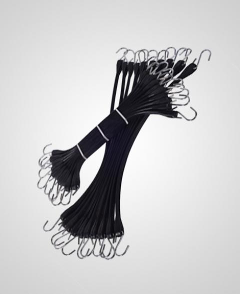 Rubber Tarp Straps – EPDM