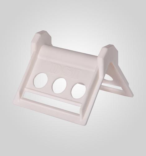 Plastic Corner Protectors White